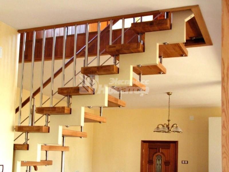 ступенек у лестницы своими руками